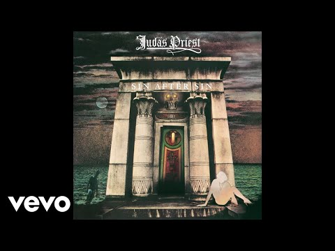 Judas Priest - Sinner (Official Audio)