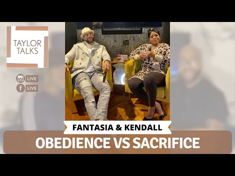 """When God Speaks, We Listen"" | Taylor Talks Live - Obedience vs Sacrifice!"