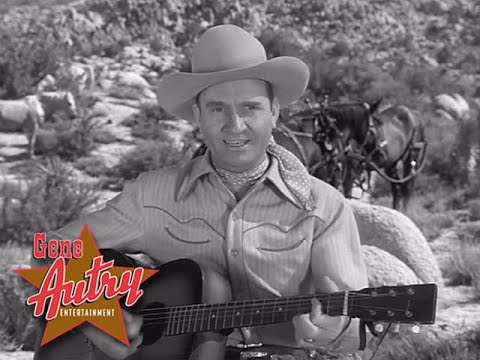Gene Autry - Back in the Saddle Again (The Gene Autry Show S1E5 - The Star Toter 1950)