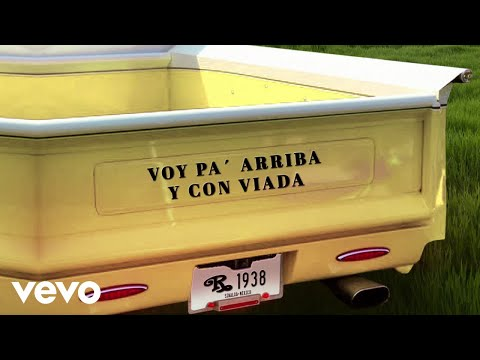 Banda El Recodo De Cruz Lizárraga - Voy Pa'Arriba Y Con Viada (LETRA)