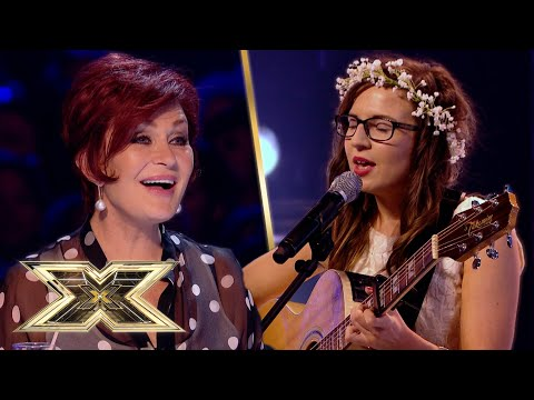Abi Alton captivates the arena with ANGELIC voice | The X Factor UK