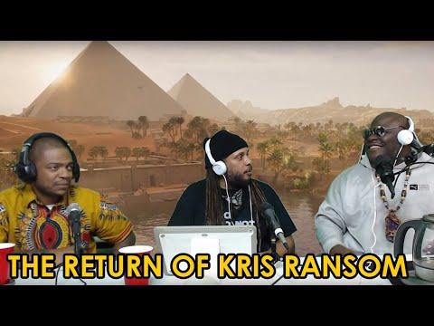 Killah Priest LIVE - The Return of Kris Ransom