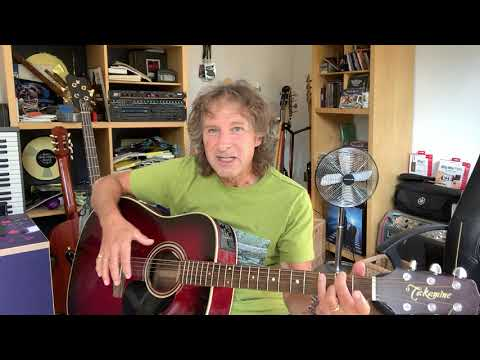Pete Trewavas - Masterclass 8 - Faith