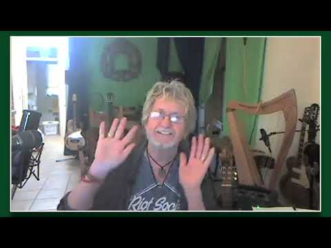 Musicians Having Coffee & Talking About Stuff- Episode 3 - Jon Anderson