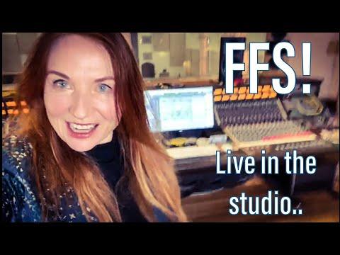 Judith Owen FFS! sneak peak at Esplanade studio - February 3, 2021
