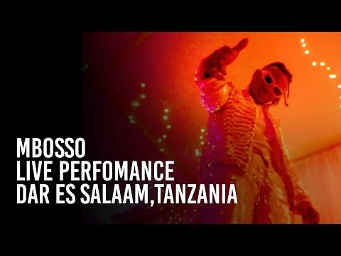 Mbosso live perfomance  Dar es salaam,Tanzania