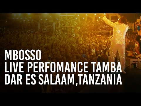 Mbosso live perfomance Tamba Dar es salaam,Tanzania