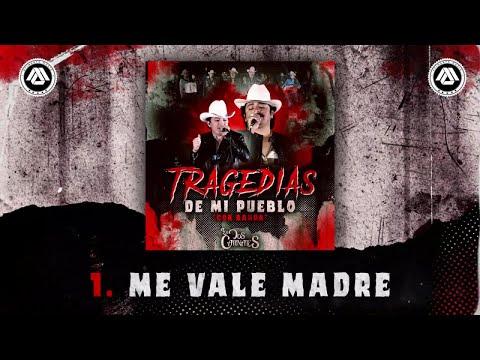 Los Dos Carnales - Tragedias de Mi Pueblo (Disco Completo)