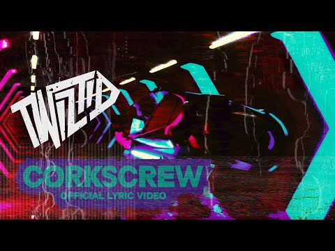Twiztid - Corkscrew (Official Lyric Video)