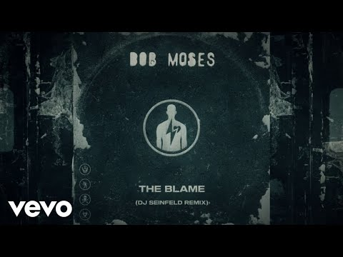 Bob Moses - The Blame (DJ Seinfeld Remix) (Official Audio)