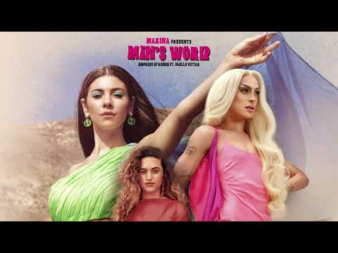 MARINA - Man's World (Empress Of Remix) [feat. Pabllo Vittar] (Official Audio)