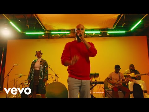 Common - A Place In This World (A Beautiful Revolution Pt 1 - Performance Video)