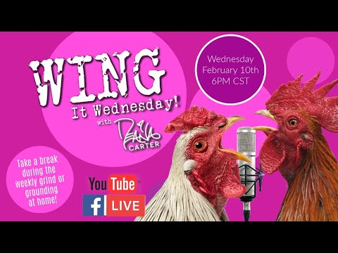 Wing It Wednesday - Season Two - Episode 2