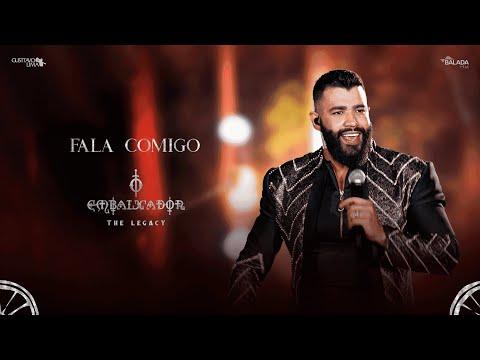 Gusttavo Lima - Fala Comigo (O Embaixador The Legacy)