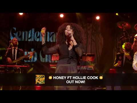 Honey ft Hollie Cook (Live stream clip)
