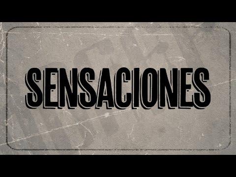 Kevin Roldan - Sensaciones (Lyric Video)
