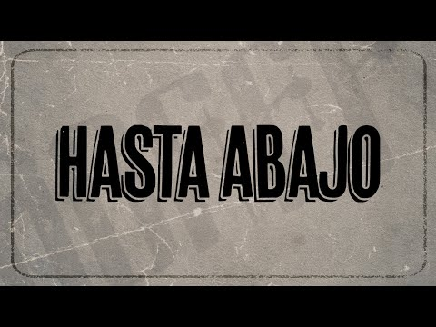 Kevin Roldan - Hasta Abajo Ft Lyanno x Bryant Myers (Lyric Video)