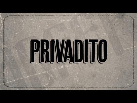 Kevin Roldan - Privadito (Lyric Video)