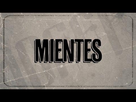 Kevin Roldan - Mientes (Lyric video)
