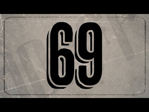 Kevin Roldan, Ryan Castro - 69 (Lyric video)