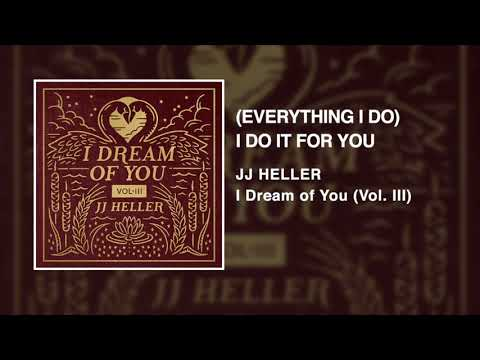 JJ Heller - (Everything I Do) I Do It For You (Official Audio Video) - Bryan Adams