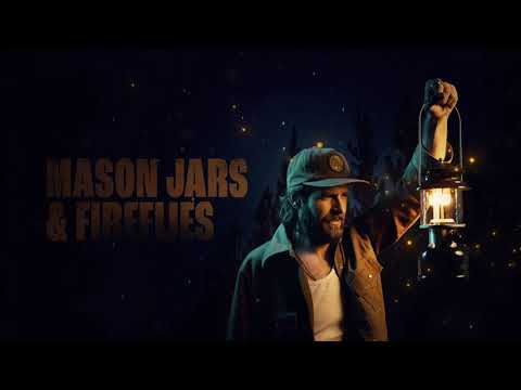 Canaan Smith - Mason Jars & Fireflies (Official Audio)
