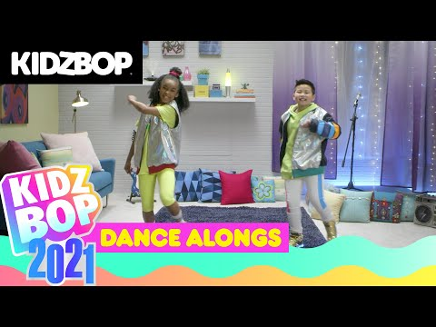 KIDZ BOP 2021 - Dance Along Videos [30 Minutes] Featuring: Blinding Lights, Rain On Me, & Say So!