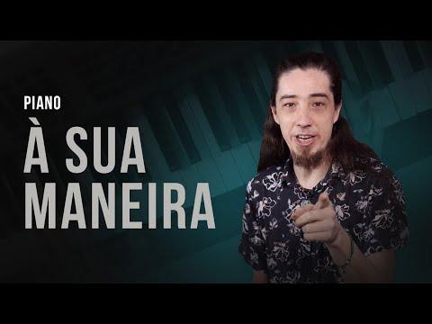 TUTORIAL PIANO | Aprenda a tocar À SUA MANEIRA com ROBLEDO SILVA