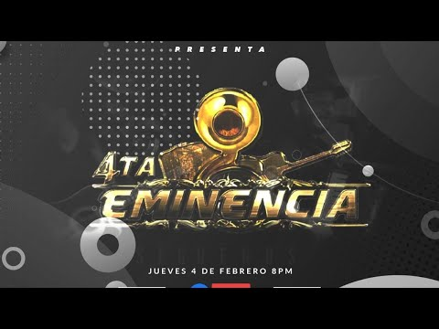 Concierto Virtual  4ta Eminencia-Azteca Live