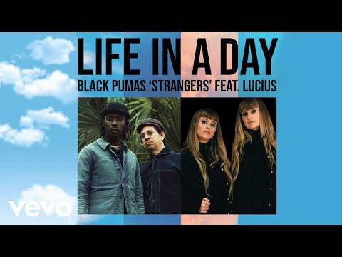 Black Pumas - Strangers (feat. Lucius) (The Kinks Cover)