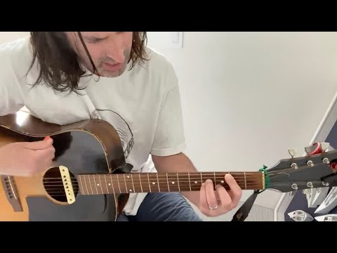 "Pete Yorn - ""Lay Lady Lay"" Guitar Tutorial"