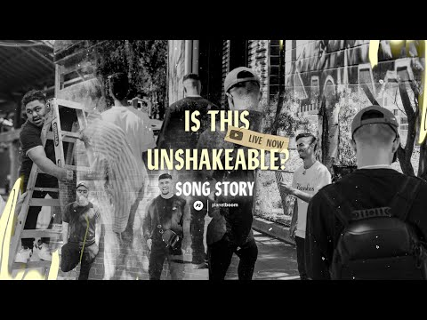 Unshakeable | JC Squad | planetboom Official Song Story