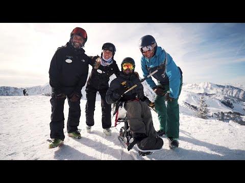 Brett Dennen Lift Series - Episode 1: Snowbird/Wasatch Adaptive Sports