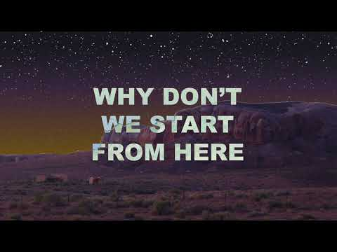 Lucy Spraggan - Why Don't We Start From Here (Official Lyric Video)