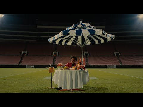 The Weeknd - The Last Meal Before The Super Bowl