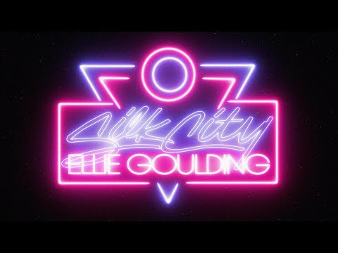 Silk City - New Love (feat. Ellie Goulding) (Official Lyric Video)