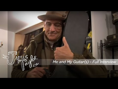 James Taylor - Me & My Guitars - Full Interview