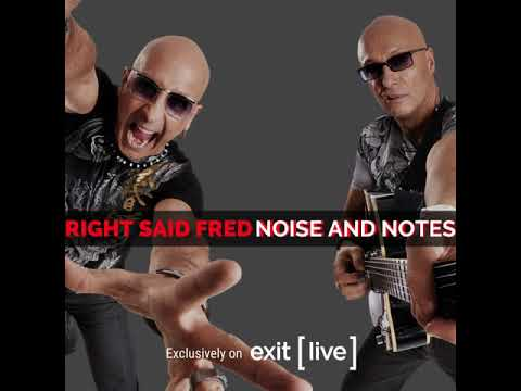 Right Said Fred - Exit.Live
