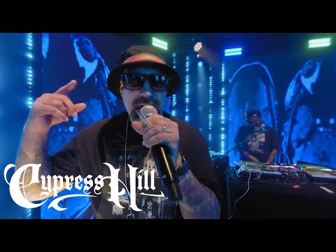"""Cypress Hill - """"Insane In The Brain"""" (Live on Melody VR)"""