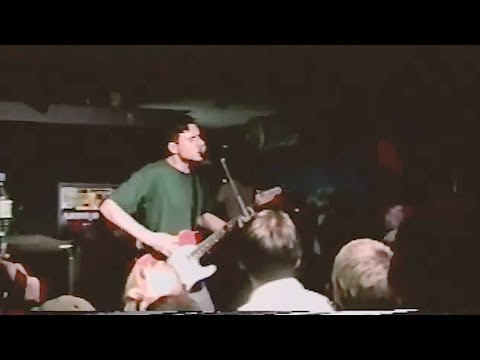 Jimmy Eat World @ Broadies Warehouse, Orlando Florida 3/25/98