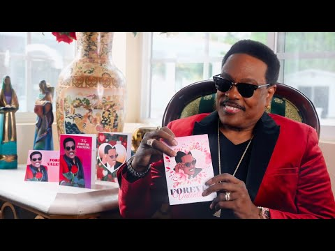 "Charlie Wilson x Culture Greetings ""Forever Valentine"" Cards"