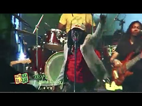 Alpha Blondy - HOPE ( feat. Beenie Man) Live in Salvador de Bahia, Brasil