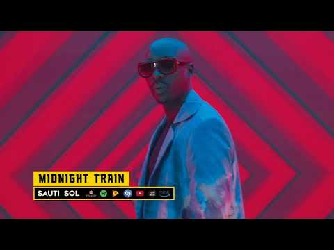 Sauti Sol - Midnight Train (Live Album Performance)