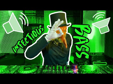 Claptone: Infectious Bass | Livestream