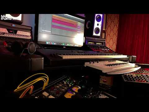 Glenn Morrison - Alpine Bunker Sessions - Making Melodic Techno