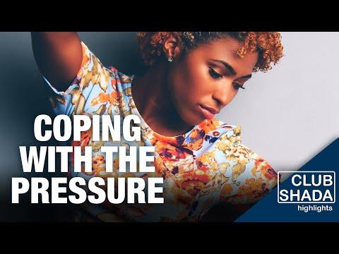 The pressure of success x Vanda May | Club Shada