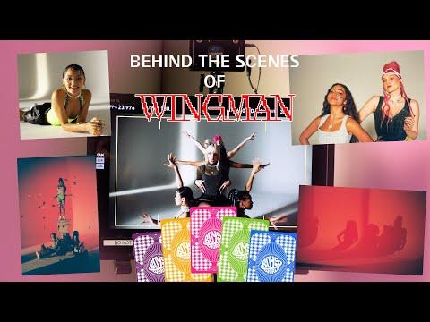 Boys World - Wingman (Behind the Scenes)