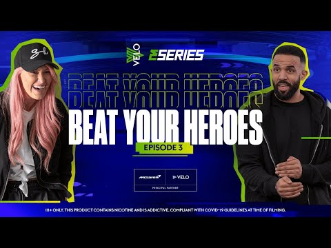 VELO ESERIES S1 Beat Your Heroes live stream