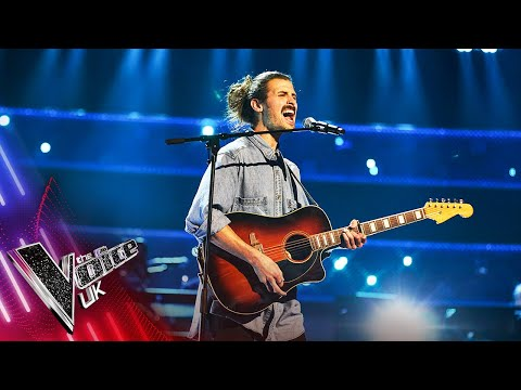 Liam Hannigan's 'Let Her Go' | Blind Auditions | The Voice UK 2021