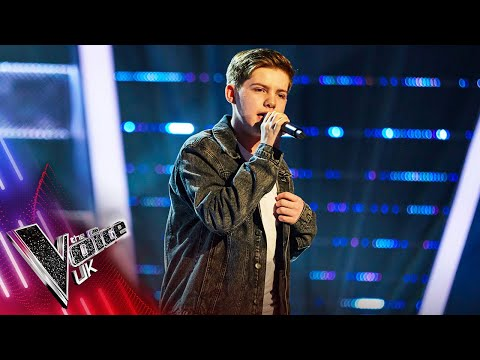 Jake Mckechnie's 'Broken Strings' | Blind Auditions | The Voice UK 2021